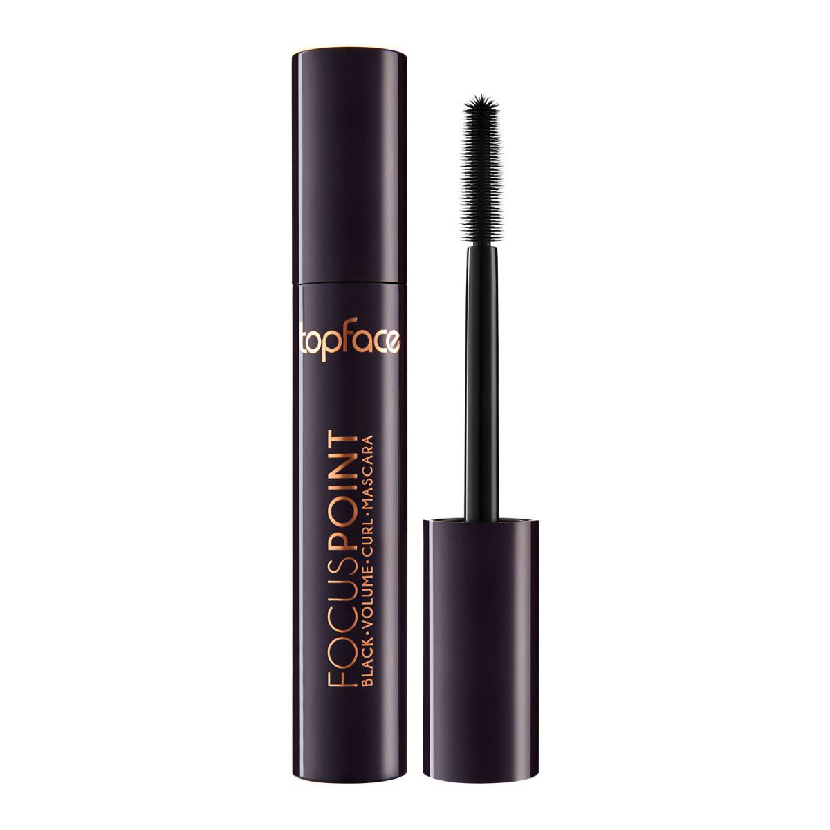 ریمل فوکس پوینت تاپ فیس - Topface Focus Point Black Volume Curl Mascara