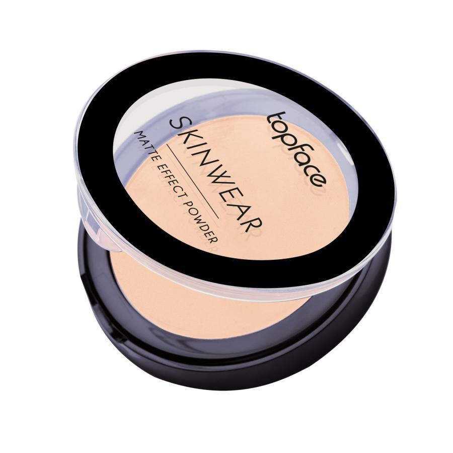 پنکک اسکین ویر تاپ فیس - Topface Skinwear Matte Effect Powder