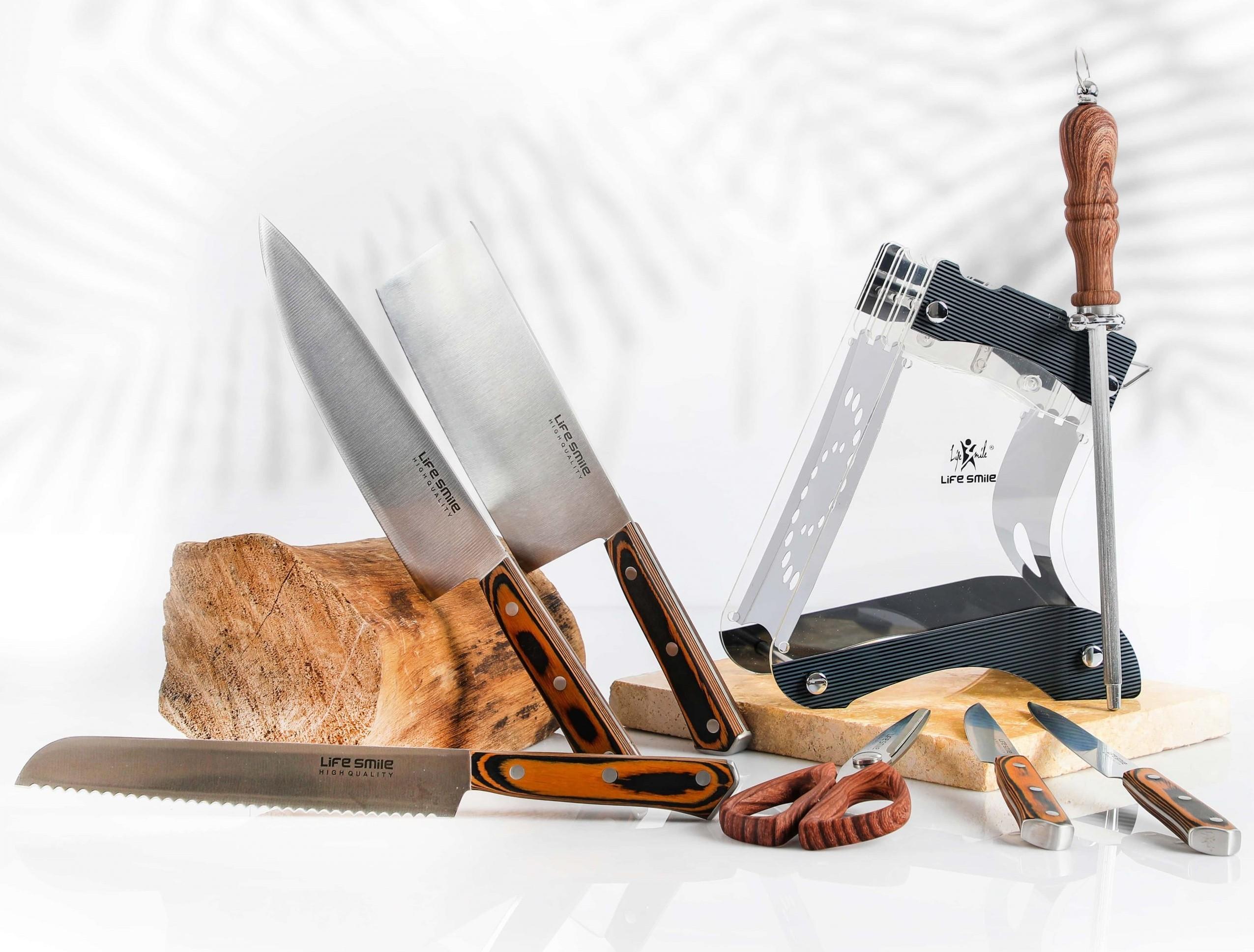قیمت مشخصات خرید آنلاین بهترین سرویس چاقو اشپزخانه