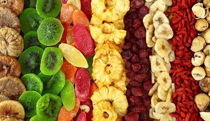 میوه خشک شده قیمت مشخصات خرید آنلاین بهترین میوه خشک کن