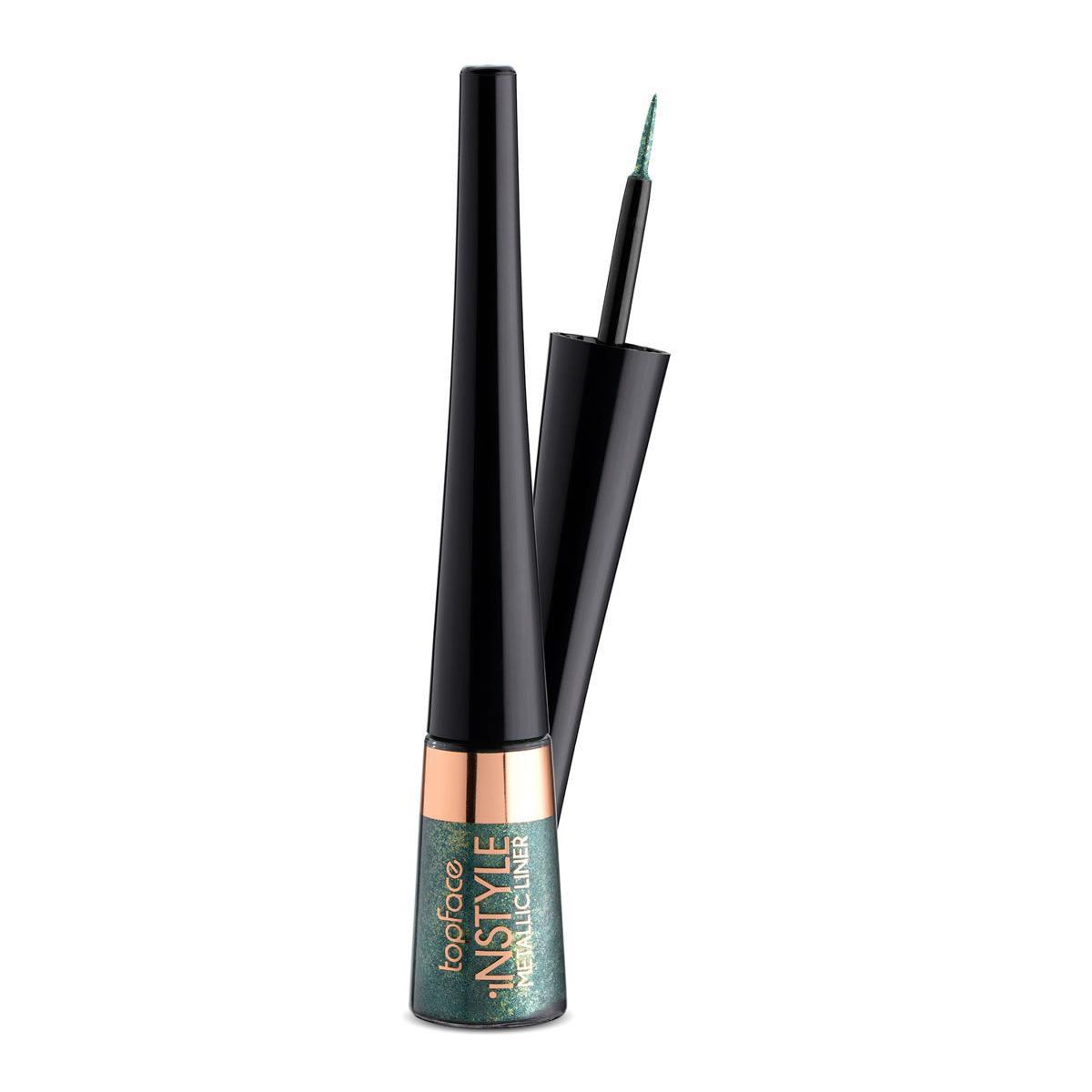 خط چشم متالیک اینستایل تاپ فیس - Instyle Metallic Liner Eyeliner