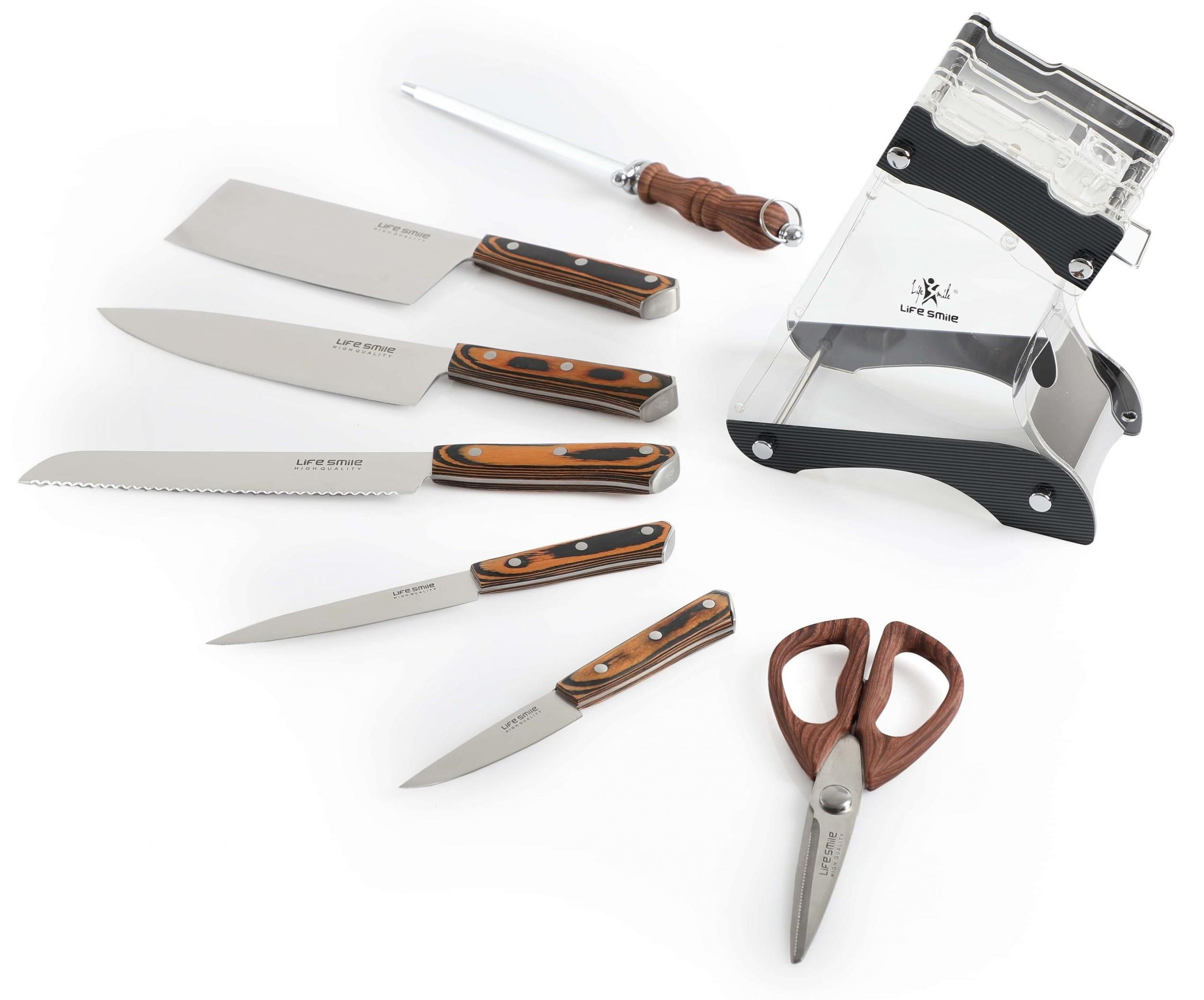 قیمت مشخصات خرید آنلاین بهترین سرویس چاقوی آشپزخانه