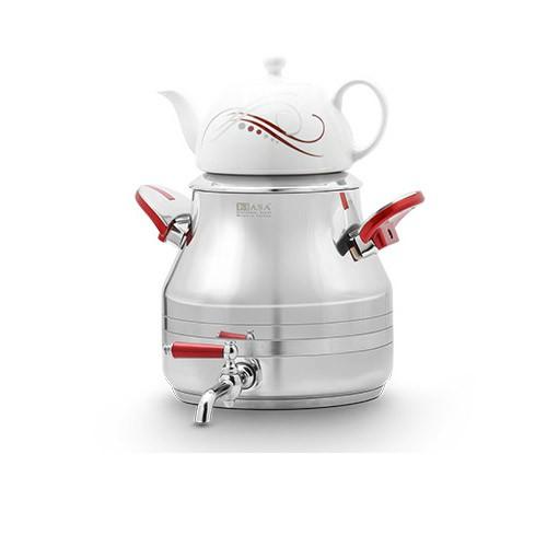 کتری و قوری روگازی ناسا الکتریک مدل NS 518 - Nasa Electric NS-518 Kettle And Teapots