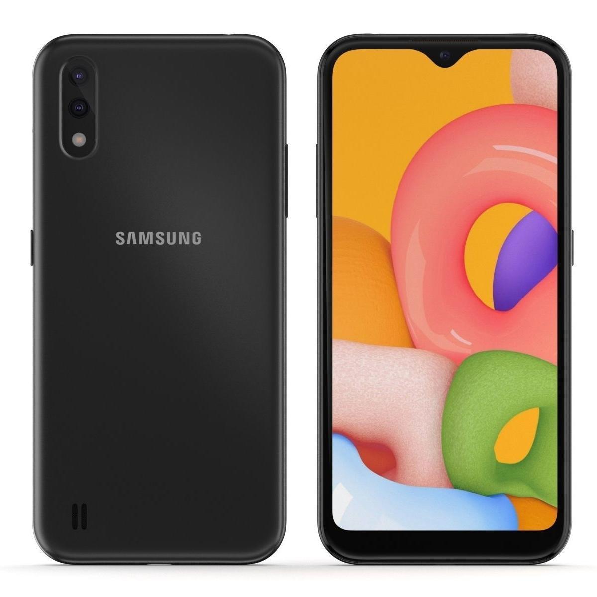 گوشی موبایل سامسونگ Galaxy A01 دو سیم کارت با ظرفیت 16 گیگابایت با RAM 2GB